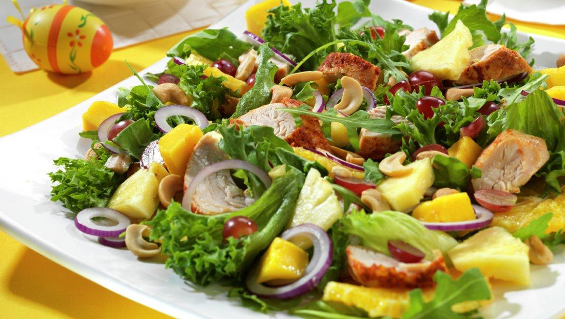 Kyllingsalat 1