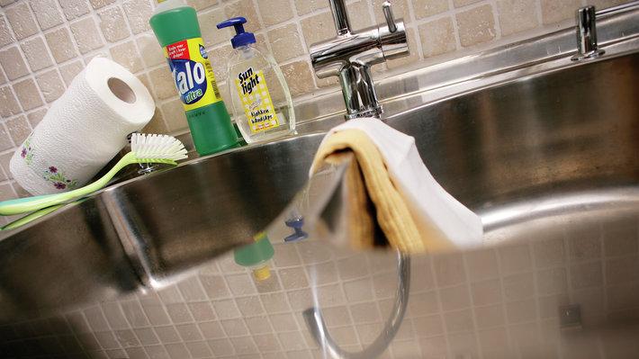 Vask og såpe