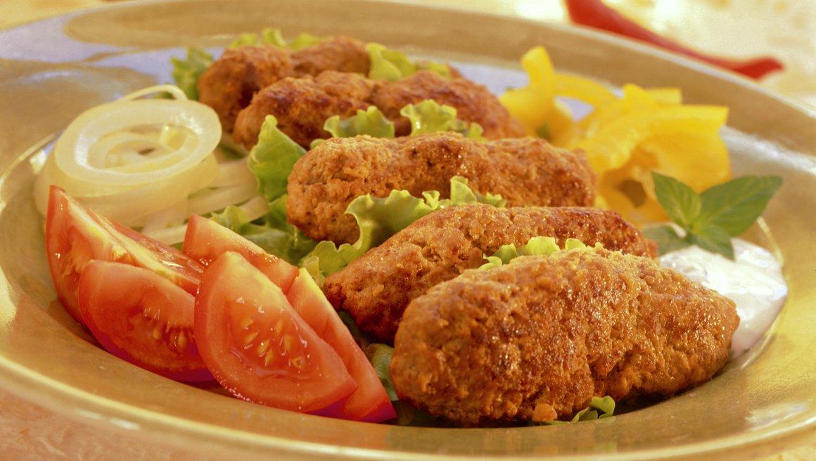 Kjøttboller fra Kashmir