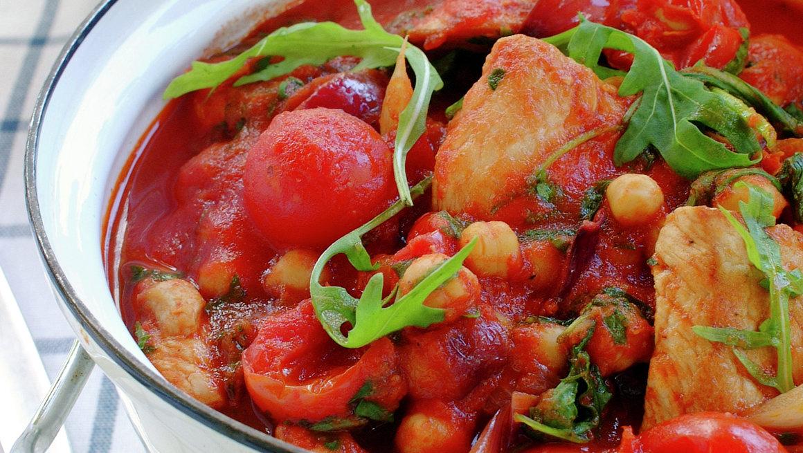 Tomatgryte
