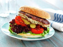 Fiskeburger