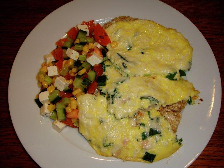 Mors omelett
