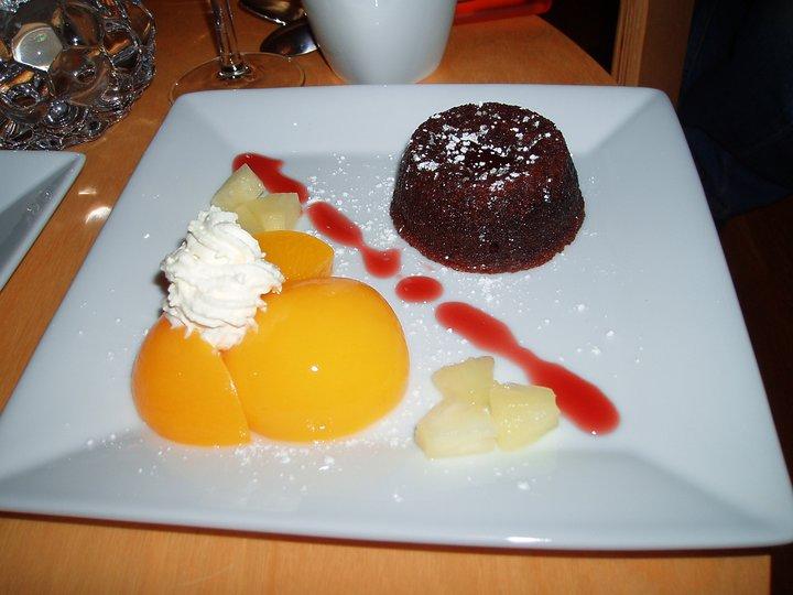 Himmelsk dessert