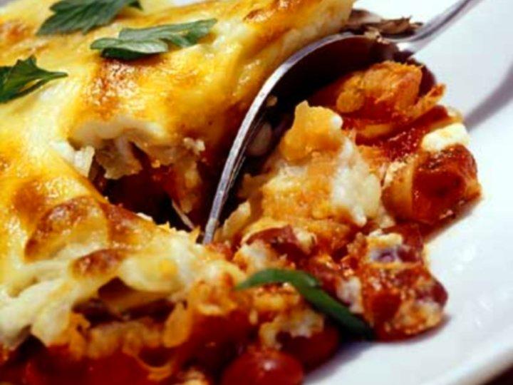 Monas mexicanske lasagne