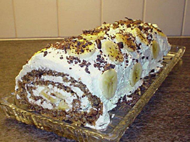 Banan kake