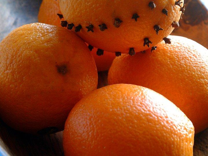 Appelsin- og sjokoladeshot
