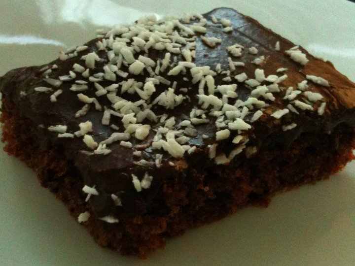 Tante Hilde's Sjokoladekake