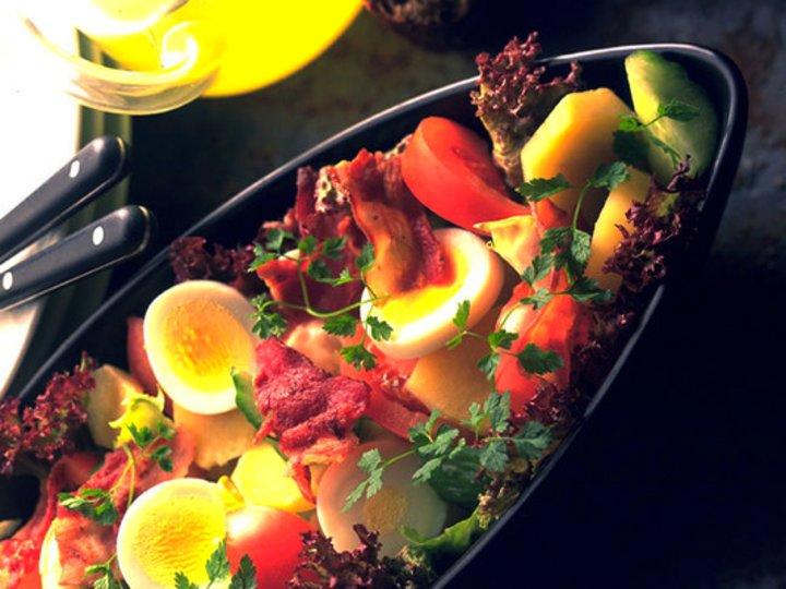 Potetsalat til middag