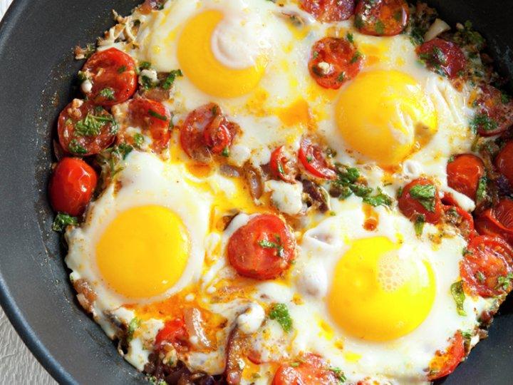 Marokkansk omelett