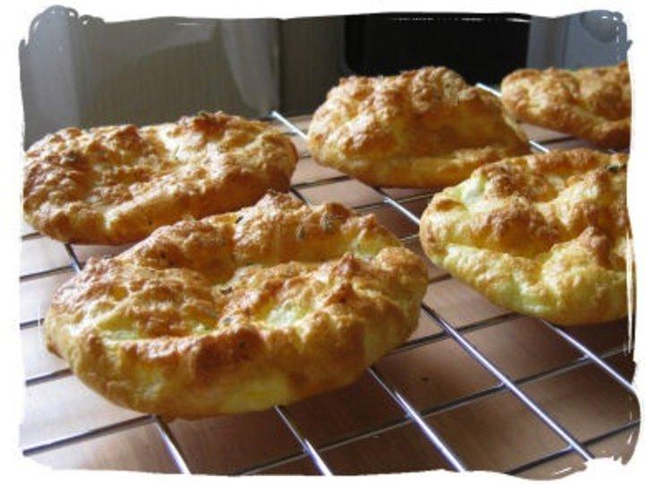 Hyttelapper (erstatning for brødskiver og piz