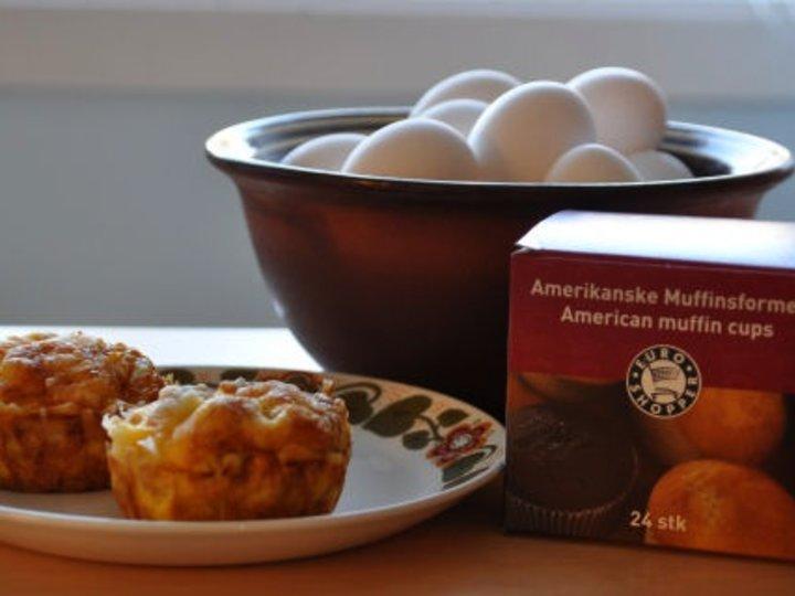 Eggematmuffins