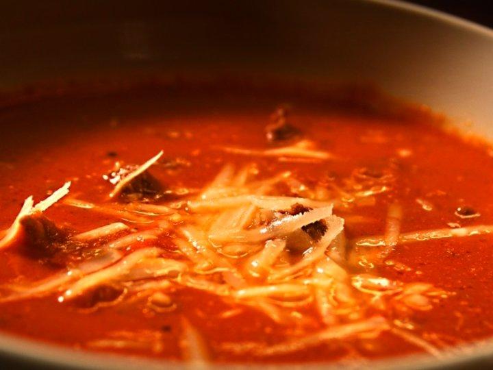 Tomatsuppe hjemmelaget