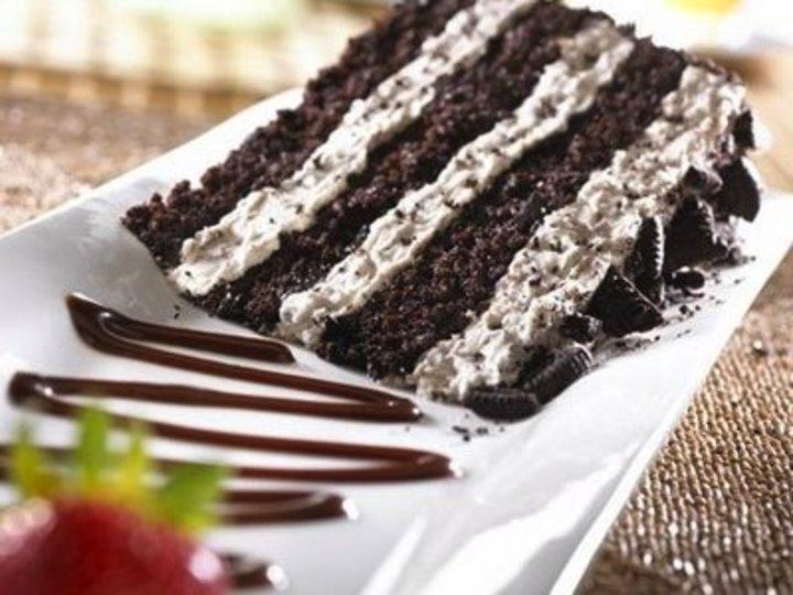 Oreo kake