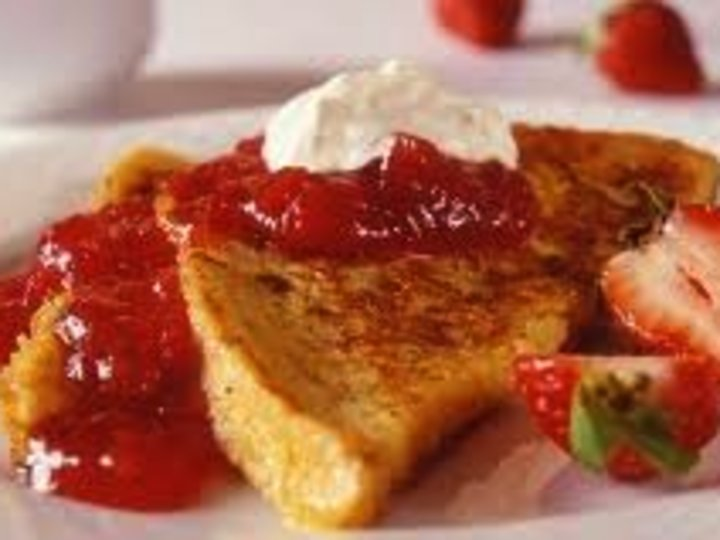 Arme riddere (French toast)