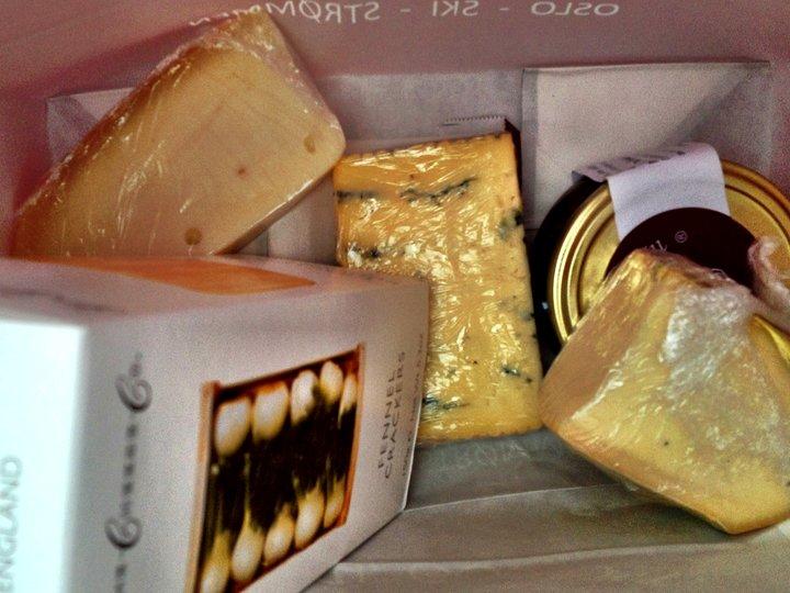 Tre oster til askepott