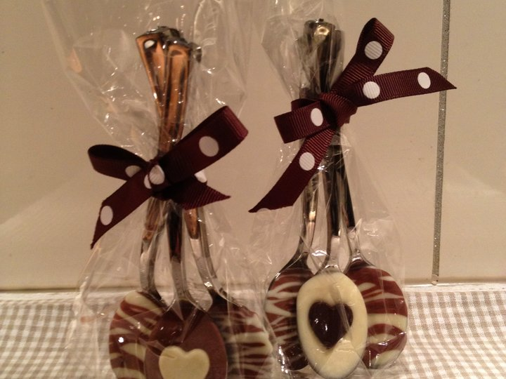 Sjokoladeskjeer