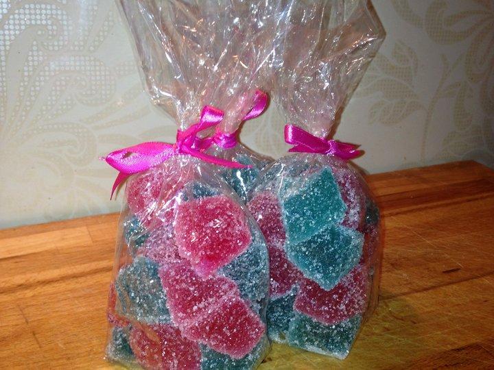 Hjemmelagd godteri