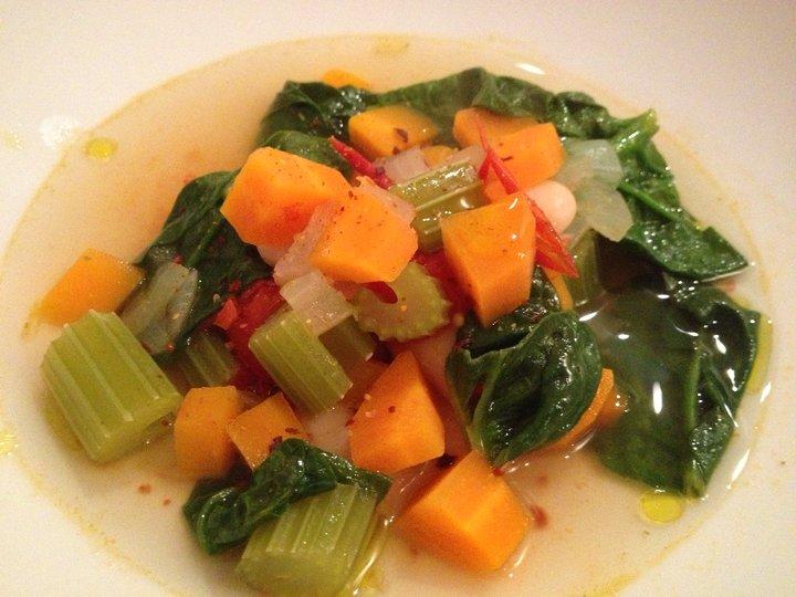 Bli-frisk-suppe