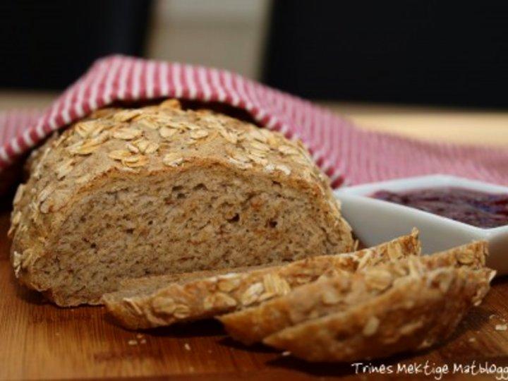 Havrebrød à la Åpent Bakeri