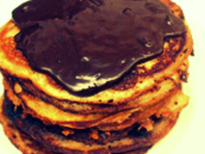Sjokolade pannekake