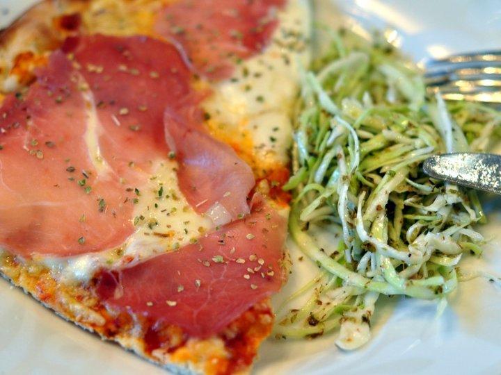 Svensk Pizza salat