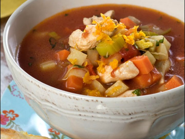 kylling suppe