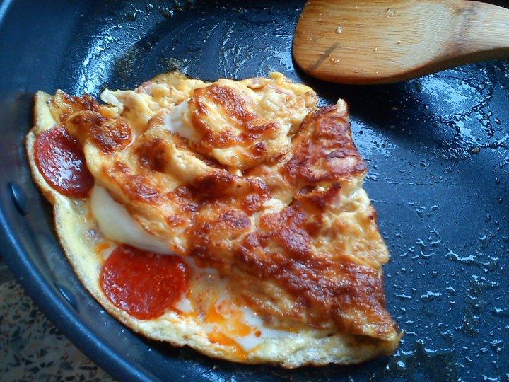 Heavy Omelett