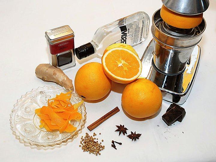 40 dagers appelsinlikør