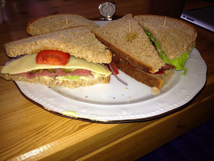 Solbergs Sandwich