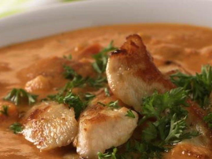 Hot kyllingsuppe