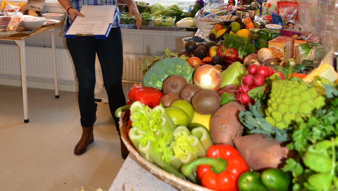 Salatmesterskapet 2013, MatPrat. V/Anette og Ragnhild