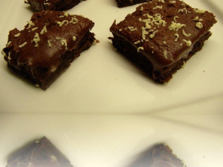 Sjokoladekake med bønner