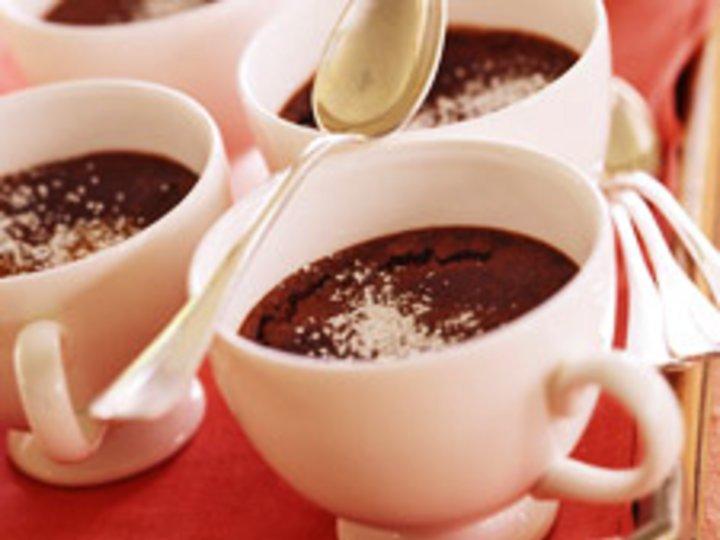 Pots de Crème au Moka