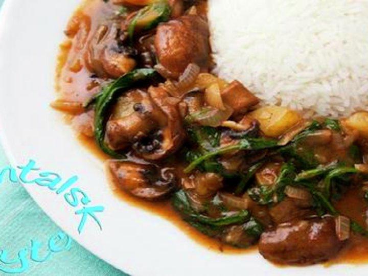Orientalsk vegetargryte