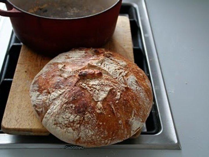 Nok Knead Bread