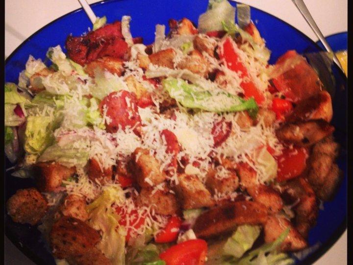 Cæsars salat