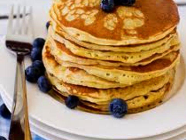 'Merika pancakes