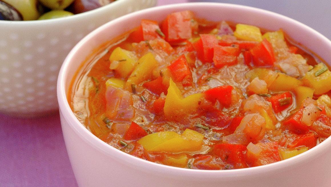 Chilirelish og epleraita