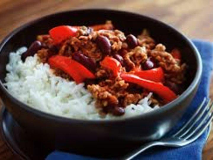 Standard Chili con carne