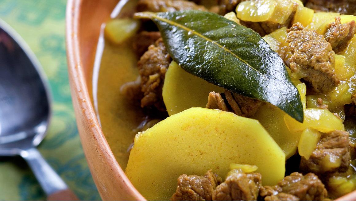 Beef curry soup fra Sør-Afrika