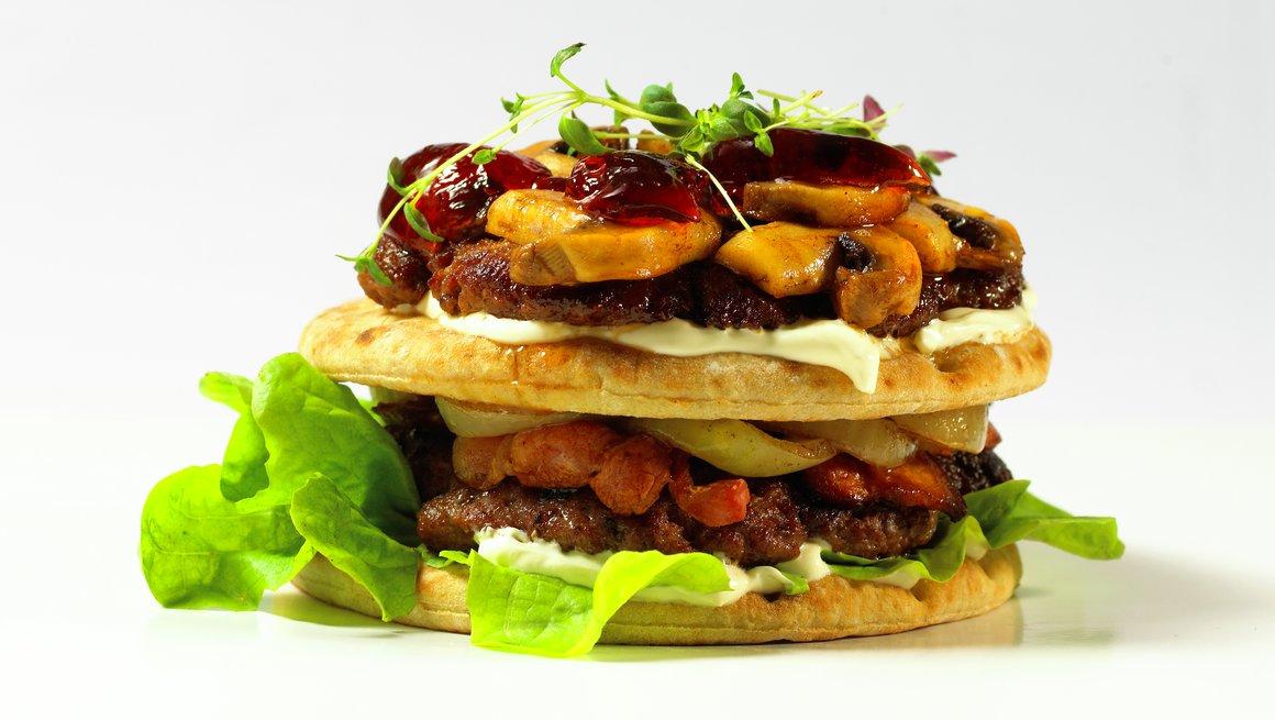 Jægerburger