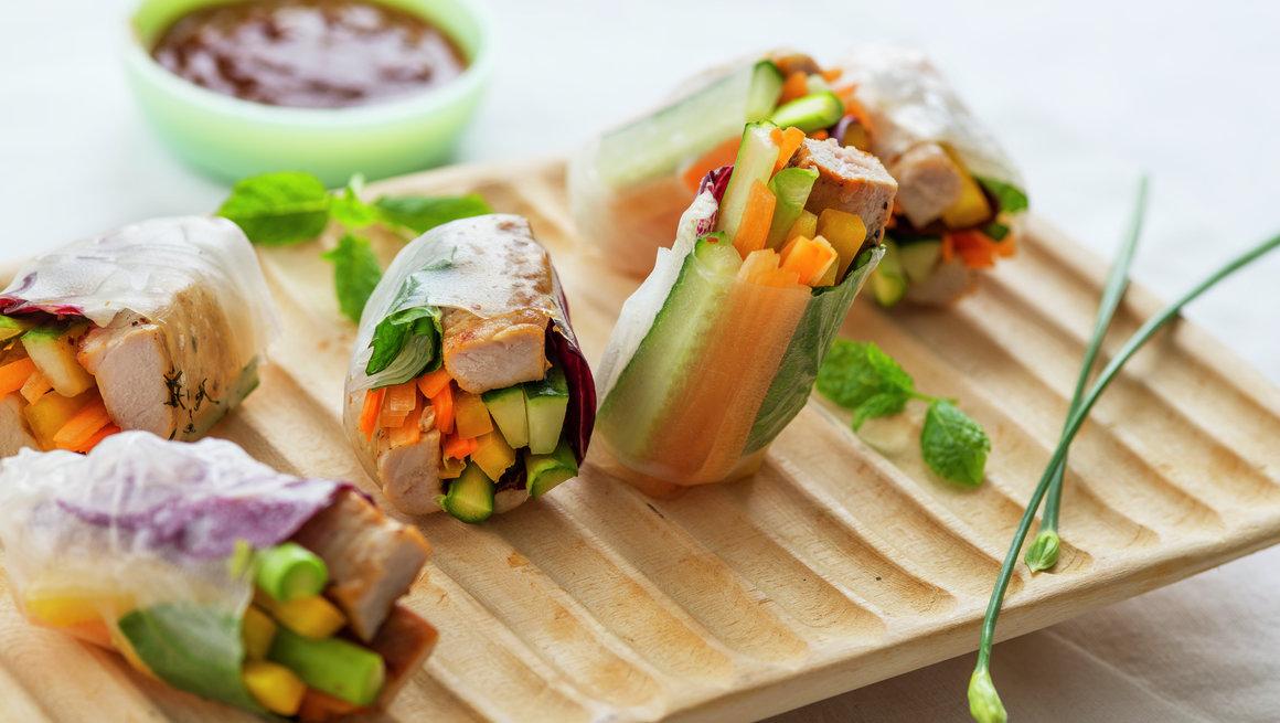 tips til sunn mat Gjør grønt