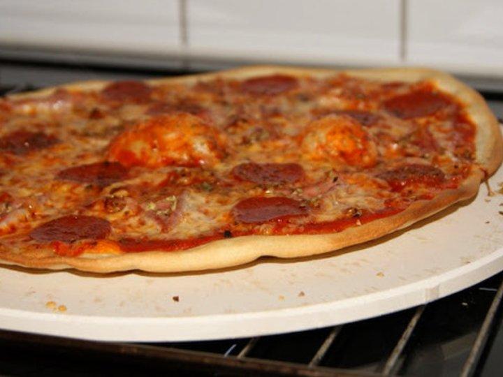 Italiens pizzabunn