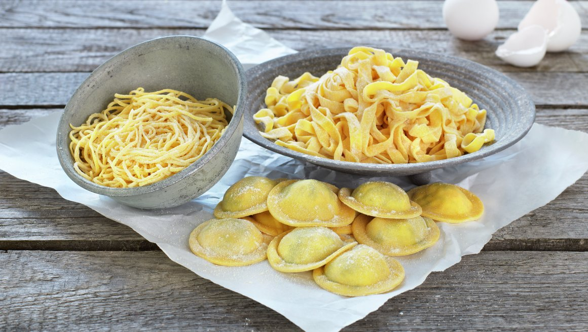 Fersk pasta