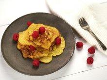 Pannekaker - to ingredienser