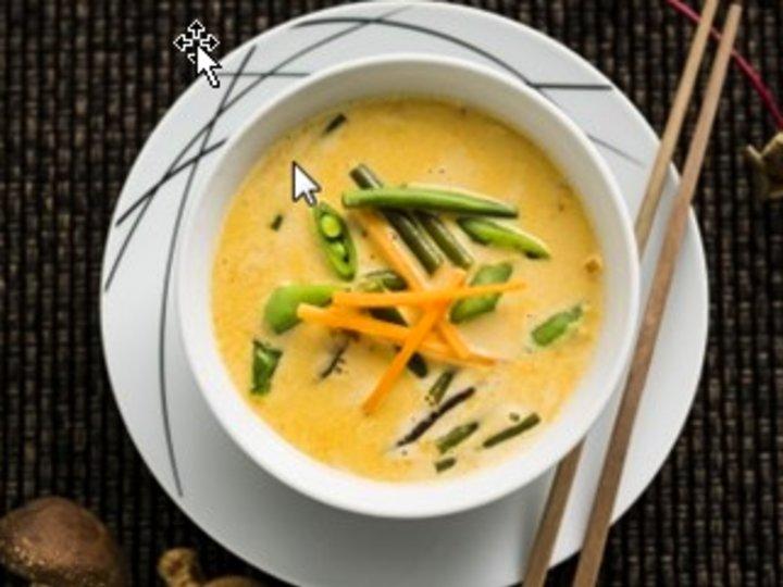 Thai-curry grønnsakssuppe