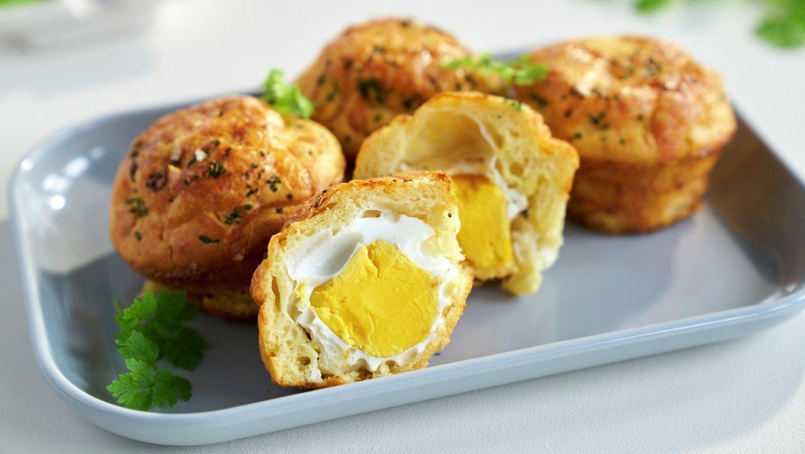 Koreansk eggebrød