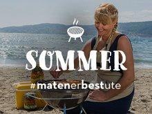 Grillmat, turmat, piknik, salater, kjølende drikke og is. Alt du trenger til sommeren.