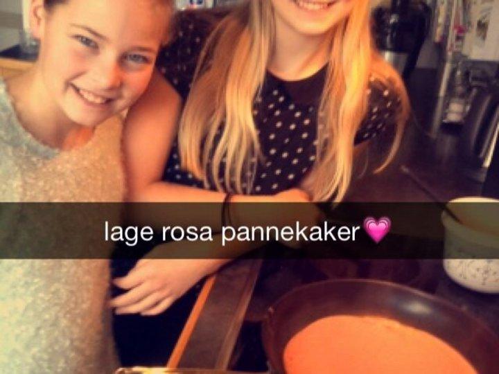 Glutenfrie pannekaker
