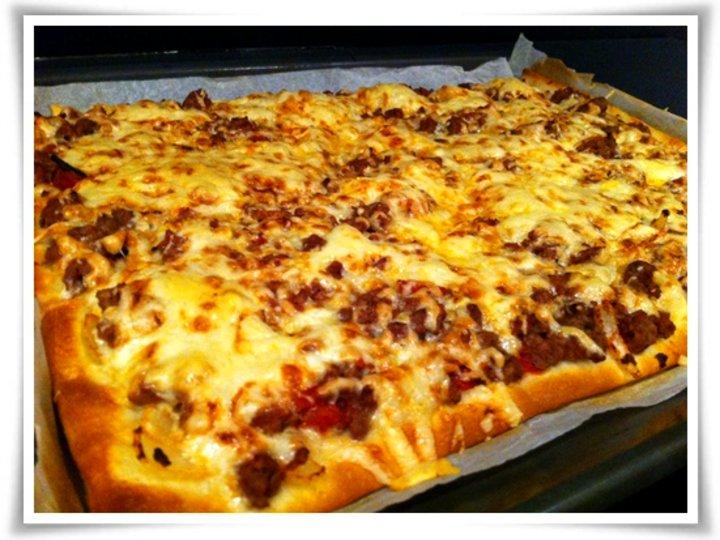 Pizzadeig Langpanne